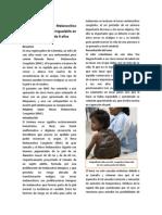 La Presencia Nevus Melanocítico Congénito de Forma Inigualable en Un Niño Colombiano de 6 Años