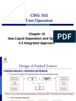 4.3 Gas Liquid Separation - Integrated Approachjojoj