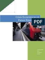 Crisis Económica en Zona Euro