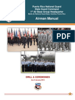 Drills & Ceremonies (1ABG Airman Manual Chapter 6)