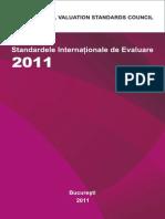 Eval Afacerii - Standarde Ivs 2011