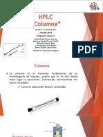 HPLC Columna