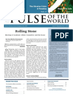 The Pulse of the World - Issue 35