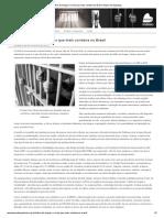 Tráfico de Drogas é Crime Que Mais Condena No Brasil _ Banco de Injustiças