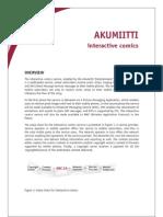 Akumiitti Interactive Comics 27092001