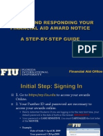 Step by Step Guide 2013