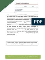 Gapfiller Market Economy