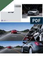 Genesis Coupe GEN LHD Catalog