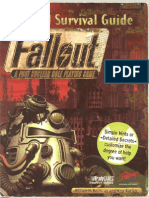 Fallout1 Official Survival Guide