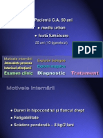 Caz 4 MTS Suprarenala