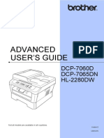 Brother 7065 Manual