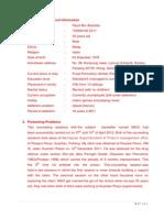 treatment program report-hasrul.docx