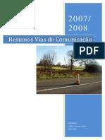 Resumo Vias de Comunicaçao