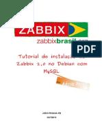 Tutorial de Instalação Do Zabbix 2.0.0 Debian