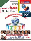 Civil Services Mentor April-May 2014