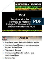 Técnicas simples de controle de motores de Indução Trifásicos utilizando Microcontroladores PIC®