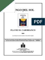 Flavo Cabobianco - Vengo Del Sol