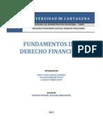 Trabajo Final (Derecho Financiero)