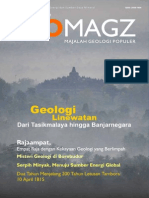 Majalah geologii