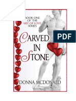 Carved in Stone Book 1 of the Art of Love Series