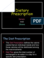 269341 Dietary Prescription