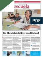 Día Mundial de la Diversidad Cultural.La Voz de la Escuela.21.5.2014