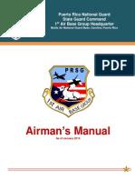 Cover Sheet & Introduction 1ABG Airman Manual