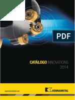Innovaciones 2014 Kennametal