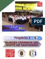 Presentacion Alianza Ceramica Act