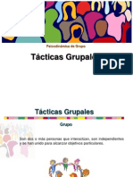 Tacticas Grupales