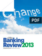 Banking Review 2013