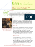 Once a Wolf Discussion and Activity Guide