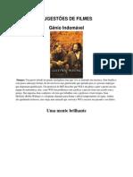 FILMES EDUCATIVOS