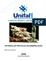 92826669 Apostila Mineralogia Pratica 2008 1