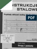 Kozłowski Tom2 Stropy i Pomosty Obliczenia Wg PN-En