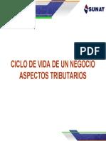 ASPECTOS TRIBURARIOS