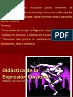 expresión corporal 6to. básico.ppt