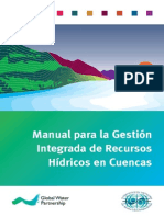 A Handbook for Integrated Water Resources Management in Basins (INBO, GWP, 2009) SPANISH