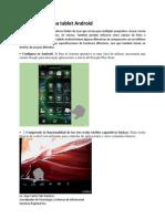 Cómo Utilizar Una Tablet Android