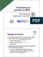 006 Excepciones MIPS 2013
