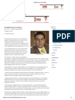 01-04-14 Cano Velez lanza campaña de medicamentos