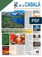 Spa 2007-10-10 Newspaper La Voz de La Cabala 03