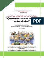 Secuencia Didactica (Trabajo de Presentacion)
