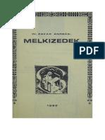 Dr. Zakar András - Melkizedek