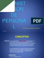 000 Administracion de Personal Clase 01b