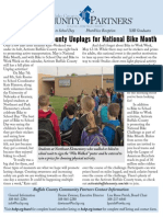 Community Partners May 2014 Newsletter