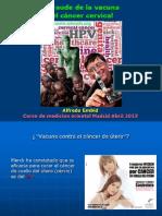 VPH vacuna