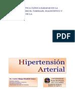 Guias de Hipertension Arterial