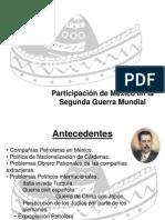 Mexico y La IIGM