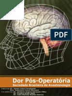 Dor Pós Operatória